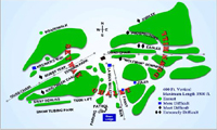 Kamiskotia Snow Resort trail map