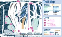 Talisman trail map