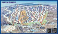 Camelback Mountain Resort trail map