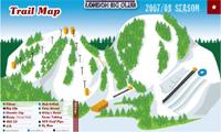 Boler Mountain trail map