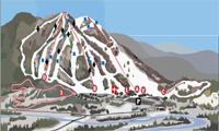 Searchmont Resort trail map