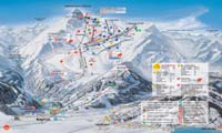 Kitzsteinhorn trail map
