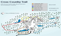 Mount Pakenham trail map