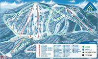 Parc du Mont-Comi trail map