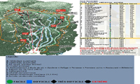 Mont Edouard trail map