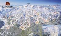 Mammoth Mountain trail map