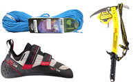 Climbing Gear Sale - Up to 80% OFF