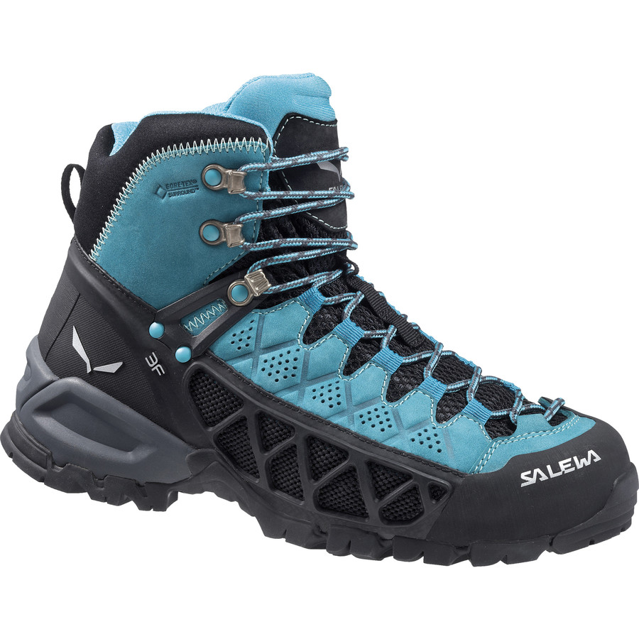 1067 - Salewa Alp Flow Mid GTX Mountaineering Boots sale discount price