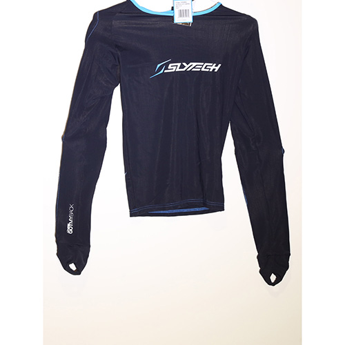 1132 - Slytech Race XT Padded Tech Shirt Padded Ski Clothing sale discount price