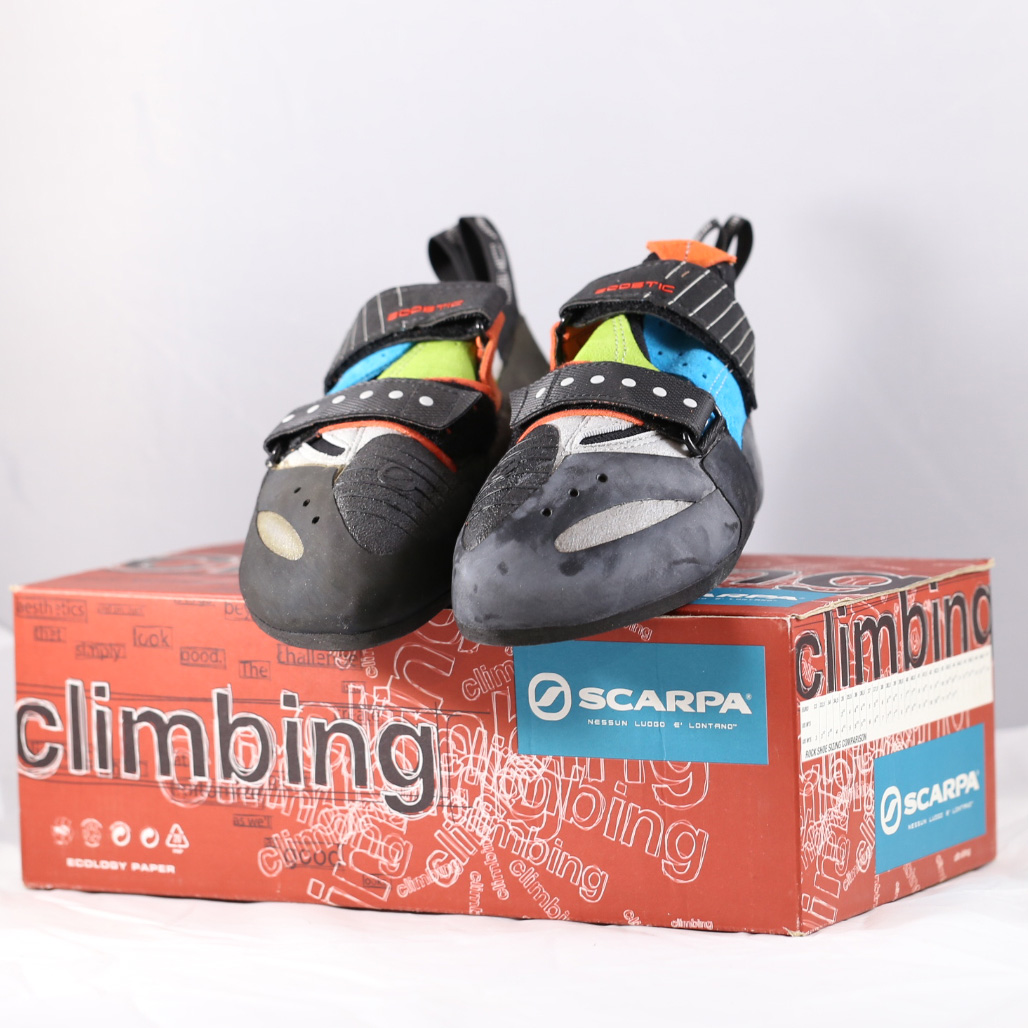 1240 - Scarpa Boostic Climbing Shoes sale discount price