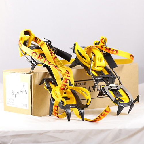 1320 - Grivel G10 - New-Matic Crampons sale discount price