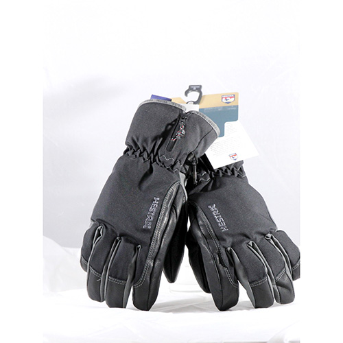 1321 - Hestra Czone Leather Md Ski Gloves sale discount price