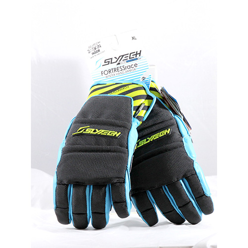 1338 - Slytech Fortress Race Fingers - Winter Hand Armour Ski Gloves sale discount price