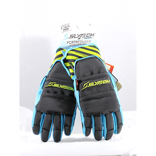 1340 - Slytech Fortress Race Fingers - Winter Hand Armour Ski Gloves sale discount price