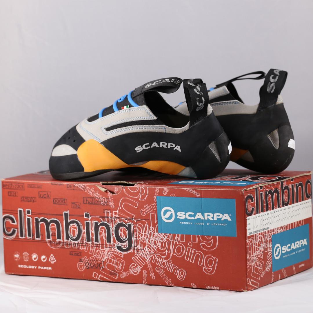 1349 - Scarpa Stix - Men'S Climbing Shoes Climbing Shoes sale discount price