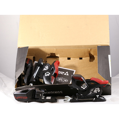 1382 - Fischer X13 Without Brake Alpine Ski Bindings sale discount price