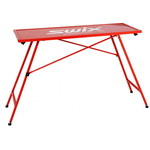 1492 - Swix Ski Waxing Table W/ Metal Plate - Has Small Dent  sale discount price
