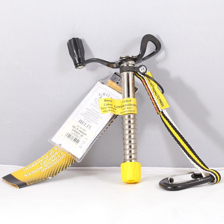 1628 - Grivel Helix Speedy Medium 20 Ice Screw sale discount price