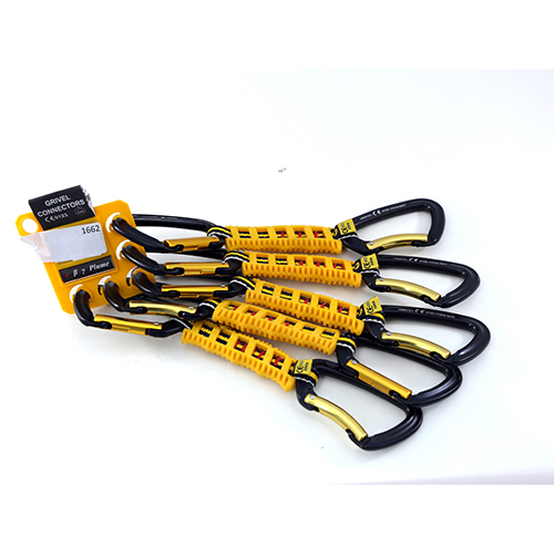 1662 - Grivel Quickeasydraw - Alpha Pack Of 5 Carabiner / Connector sale discount price