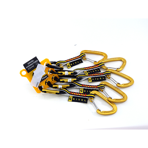 1664 - Grivel Quickeasydraw - Beta Light Pack Of 5 Carabiner / Connector sale discount price