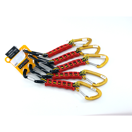 1666 - Grivel Quickeasydraw - Plume Pack Of 5 Carabiner / Connector sale discount price