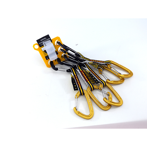 1675 - Grivel Quickeasydraw - Plume Pack Of 5 Carabiner / Connector sale discount price