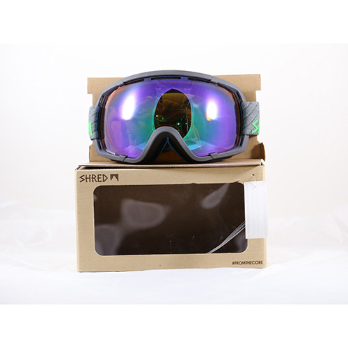 280 - Shred Stupify Ski Goggle sale discount price