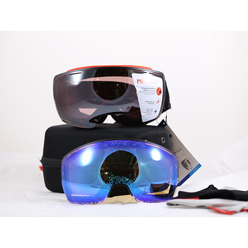 365 - Marker 3D Otis + Extra Lens Ski Goggle sale discount price