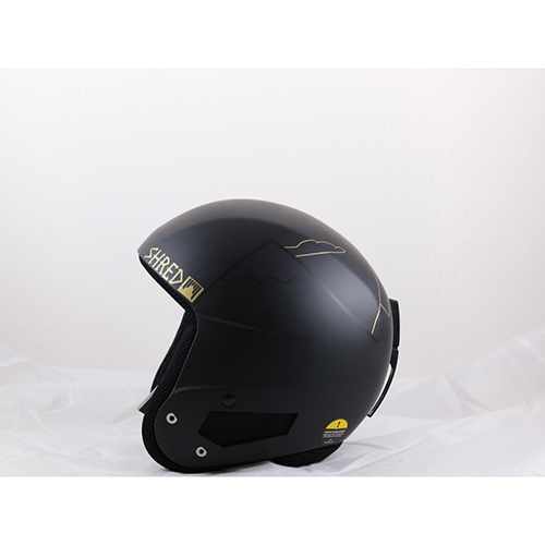527 - Shred Mega Brain Bucket Rh Ski / Snowboard Helmets sale discount price