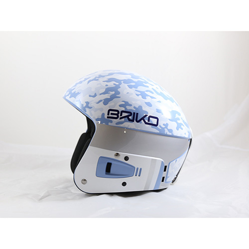 555 - Briko Volcano Jr Ski / Snowboard Helmets sale discount price