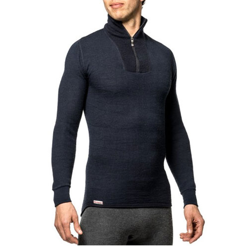 657 - Woolpower Zip Turtleneck Baselayer sale discount price