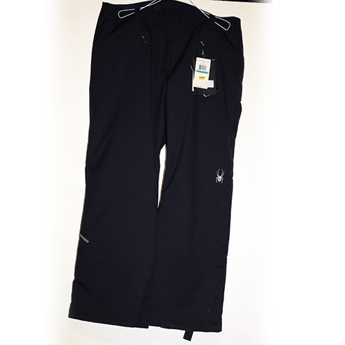 789 - Spyder Empress Full Side Zip Ski / Snowboard Pants sale discount price