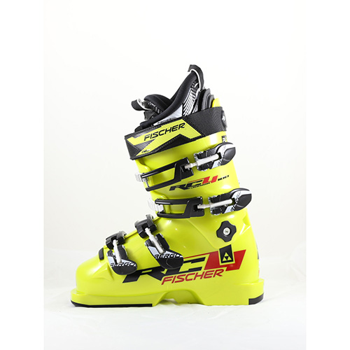 79 - Fischer RC4 Junior 100 Ski Boots sale discount price