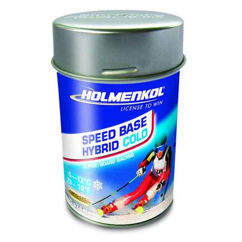 957 - Holmenkol Speed Base Hybrid Mid Ski Wax sale discount price