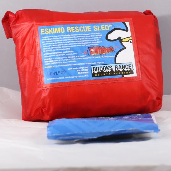 983 - Brooks Range Eskimo Rescue Sled Avalanche Rescue Gear sale discount price
