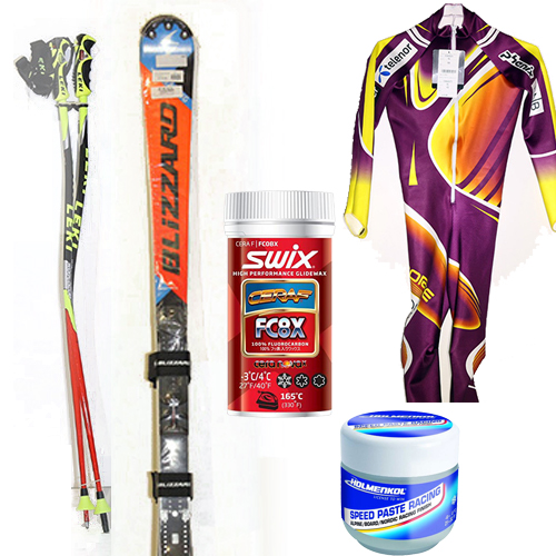 Ski Racing Gear gear on sale