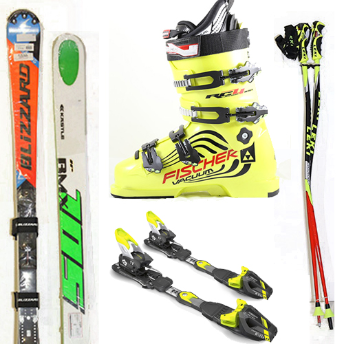 Ski & Snowboard Gear