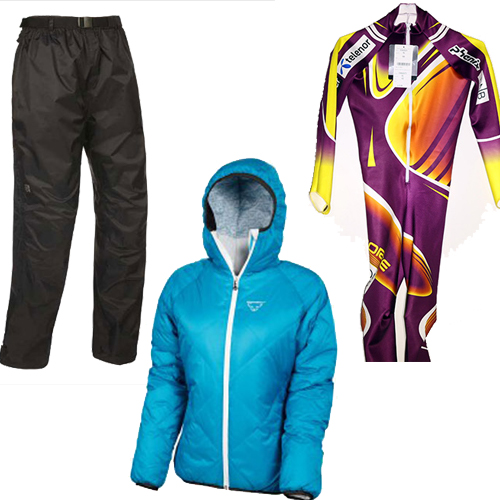 Ski Clothing gear on sale