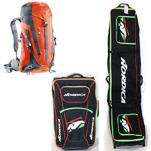 Backpacks & Ski Bags gear on sale