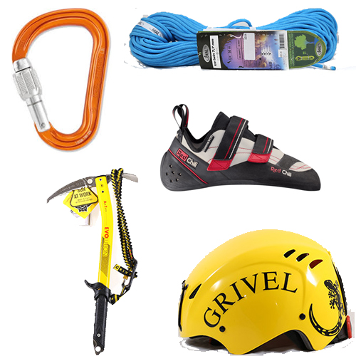 Climbing Gear gear on sale