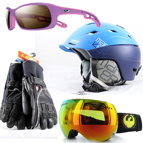 Ski Accessories gear on sale
